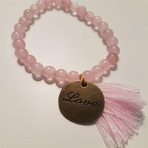 Rose Quartz Divine Love Bracelet